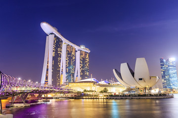 Aluminium Prints Singapore It is an integrated resort and the world's most expensive standa