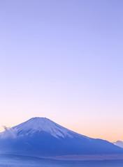 Mt. Fuji, Japan at Lake Kawaguchi