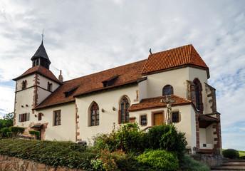 Chapelle Saint-Sebastien de Dambach-la-Ville , Alsace