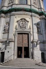 immeuble à Madrid