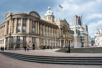 The Council House in Birmingham