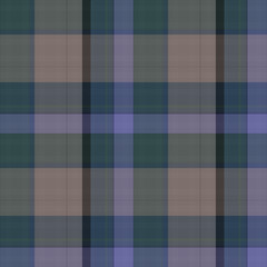 Plaid tartan seamless generated texture