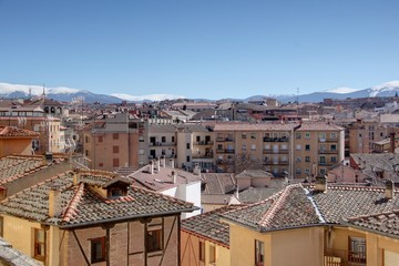 ville de Segovia
