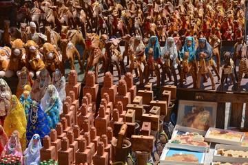 souk marrakech objets souvenirs