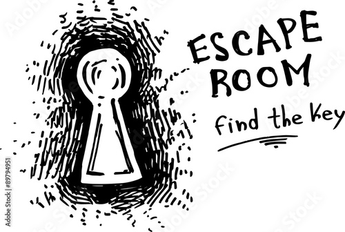 Escape Room Find The Key Stock Photo And Royalty Free