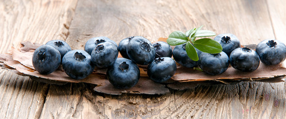 Blueberry.Healthy eating fresh berry.