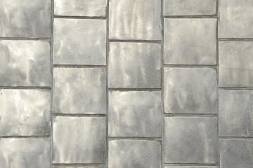 Background Gray Tiled Floor