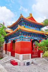 Temple of Confucius at Beijing is the second largest Confucian T