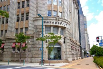 神戸 商船三井ビルディング