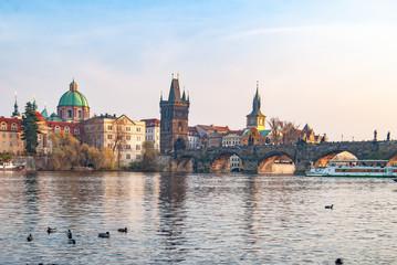 Prague Bridge
