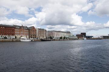 Copenhague - Canal