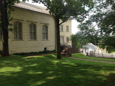 1803 Central Moravian Church, Bethlehem, Pennsylvania