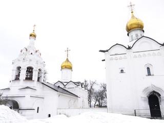 セルゲイフ・ポサードの教会