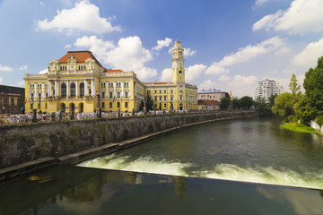 Oradea City Hall, Romania