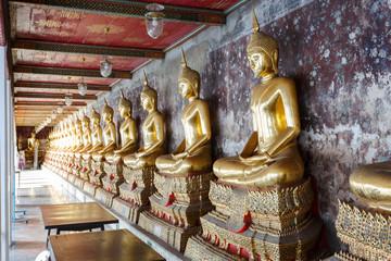 Buddha Image in Wat Suthat