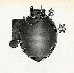"""Submarine """"Turtle"""""""
