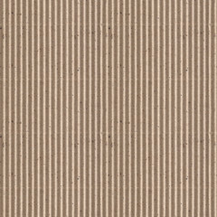 Seamless corrugated cardboard photo texture