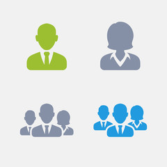 Business Avatars | Granite Alternative Icons