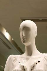 fashion mannequin for a women dresses boutique