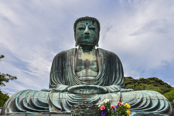 great buddha in kotoku-in temple