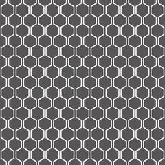 Seamless Hexagonal Pattern Texture