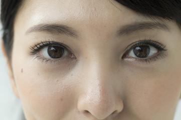 Beautiful Japanese eyes
