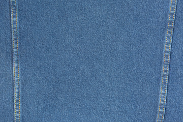 Jeans jacket macro fabric texture for abstract pattern backgroun