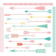 Arrow Clip Art Set