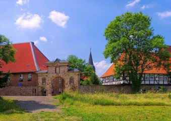 Woeltingerode Kloster - Woeltingerode abbey 02