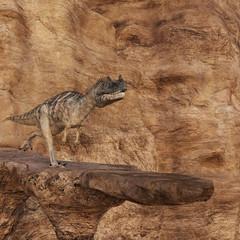 Ceratosaurus rock 5