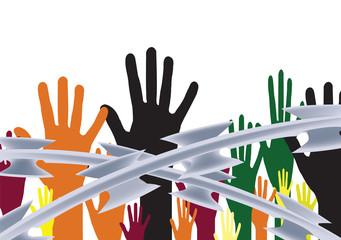 immigrazione popolazione ostacolo