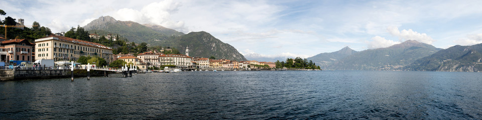 Como lake, Northern Italy