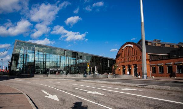 Malmö Main Railway station
