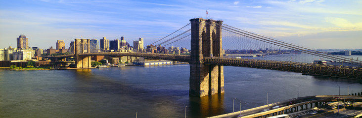 Brooklyn Bridge, Brooklyn View, New York