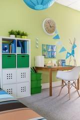 Child study room