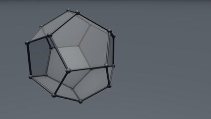 Dodekaeder, Platonischer Körper, Pentagondodekaeder