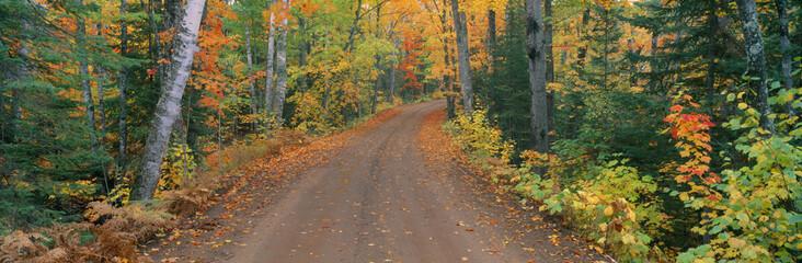 Copper Harbor, Autumn, Keweenaw Peninsula, Michigan