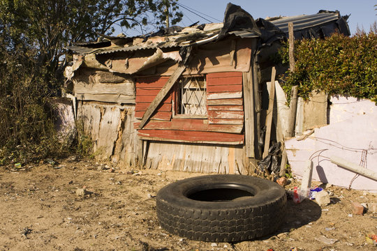 South African Shanty