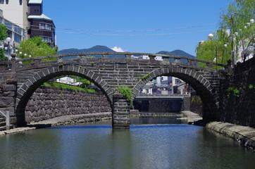 長崎のめがね橋