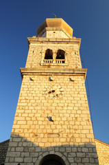 Krk Chiesa di San Quirino
