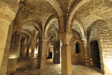 Trivento (CB), la Cripta di San Casto
