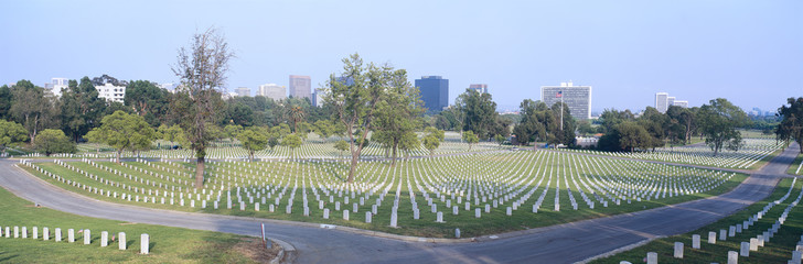 National Cemetery, Los Angeles
