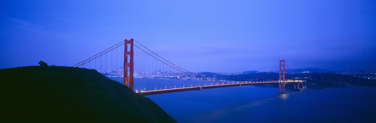 Golden Gate Bridge, San Francisco,CA