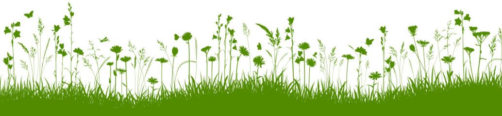 Herbstwiese Vektor