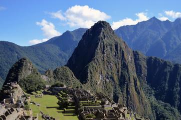 Las ruinas de Machu Picchu, Cusco