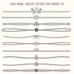 Nautical Dividers Set
