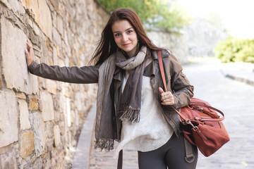 Teenage girl handbag