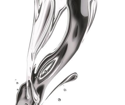 metal splash