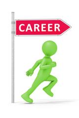run for the career