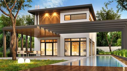 The dream house 66